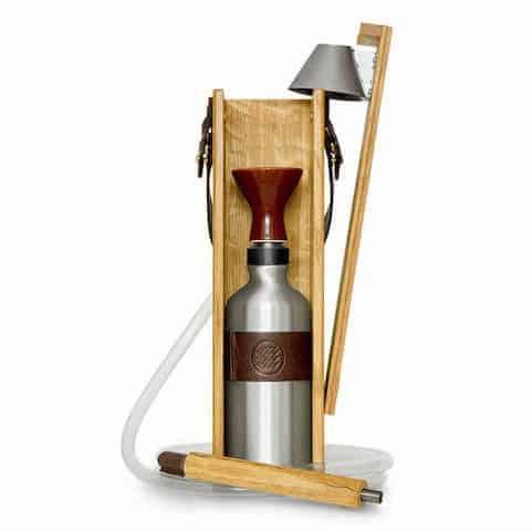 Hekkpipe Deluxe - lựa chọn hàng đầu cho phong cách thời trang hiện đại của bình hút shisha
